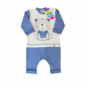 Комплект за бебе блуза с панталонче
