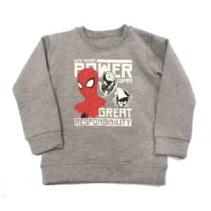 Блуза за момче Спайдърмен