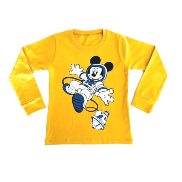 Тънка блуза за момче Мики Маус
