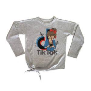 Блуза за момиче Tik Tok