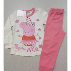 Пижама за момиче Пепа Пиг