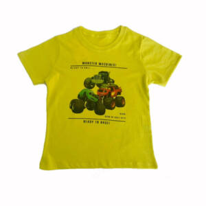 Детска тениска Пламъчко