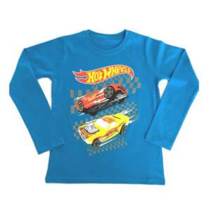 Детска блуза Hot Wheels