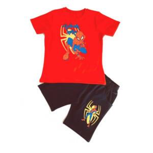 Детски летен комплект Спайдърмен