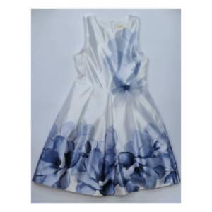 Официална рокля за момиче Contrast
