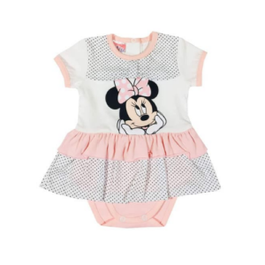 Бебешка боди-рокля Мини