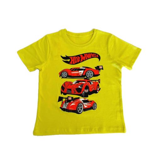 Детска тениска за момче Hot Wheels