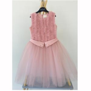 Детска официална рокля Contrast
