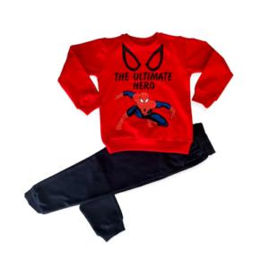 Детски комплект за момче лека вата Спайдърмен