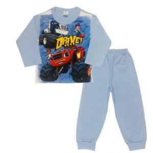 Детска пижама Пламъчко